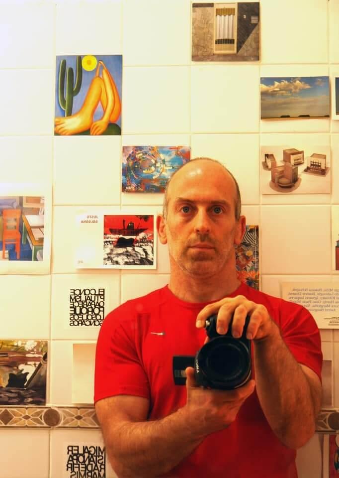 Daniel Kiblisky- Cuarentratos Amia- Contrastes, revista de fotografía