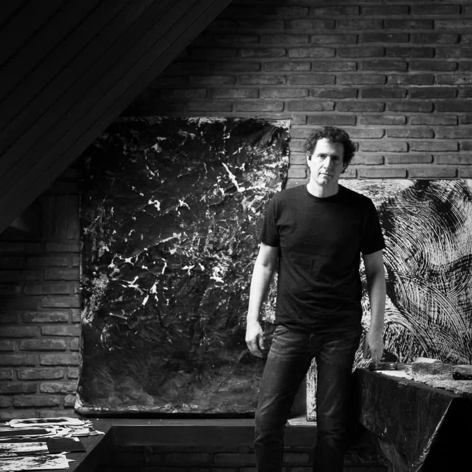 Guido Chouela - Cuarentratos Amia- Contrastes, revista de fotografía
