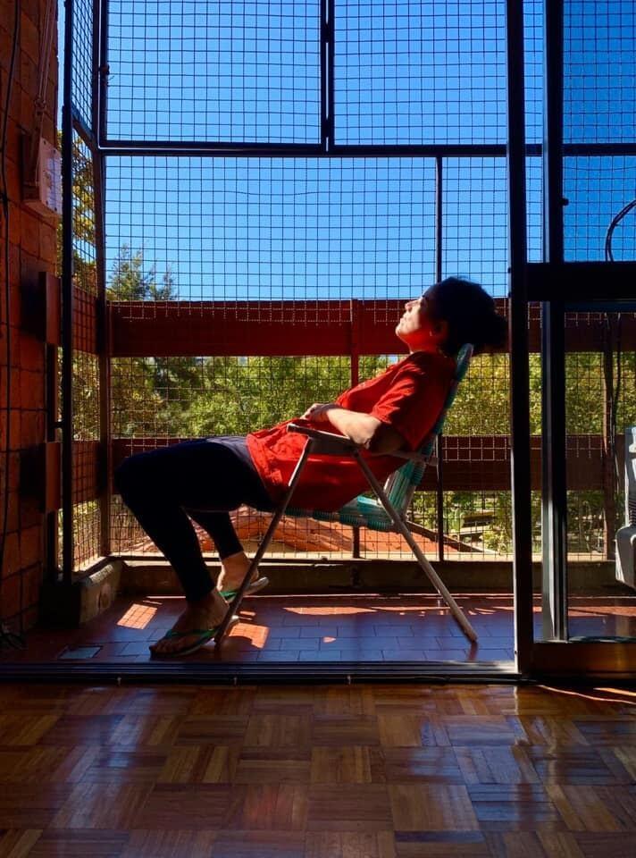 Romina Santarelli - Cuarentratos Amia- Contrastes, revista de fotografía
